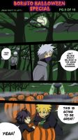 Boruto Halloween Special Pg.5 of 10 by BotanofSpiritWorld