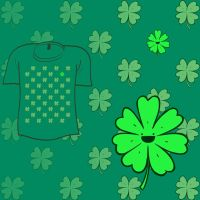 Woot Shirt - Lucky Individual by fablefire