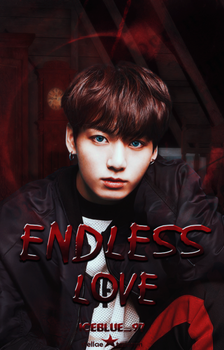 Endless Love / Wattpad Book Cover 17 by sahlimamat
