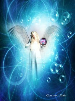 Energy Healing by My-AngelWings