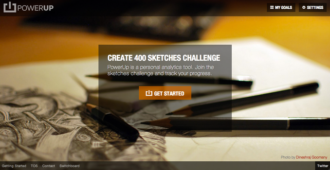 400 Sketches Challenge by Duilen
