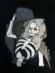 Deadly lovers by BanalRas