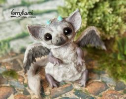 Trico the last guardian by Furrykami-creatures