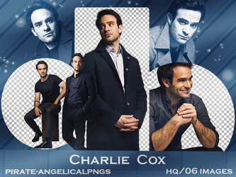 Pack PNG 003 - Charlie Cox by pirate-angelicalpngs