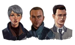 Detroit: Become Human by earrag