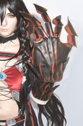 Velvet Crowe - Demon by Aliceincosplayland