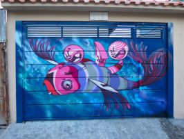Dia A Dia 27 by feik-graffiti