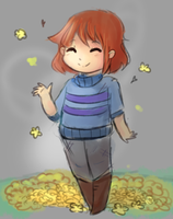 undertale. by BabehsBby