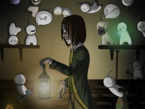 Amnesia: The Tale of Too Many Crys by LadyAlora