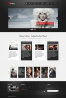 Silence - Portfolio, Photography Theme by m-themes