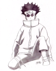 My Attempt at Shino by BUnique