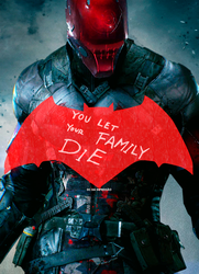 Red Hood DC Extended Universe by DCdaDepressao