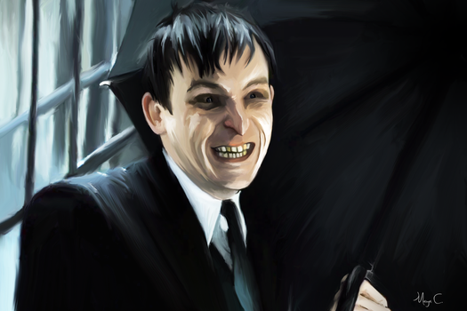 And so it all began with a sadistic grin. by MayaCobblepot