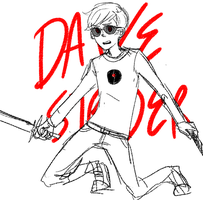 dave motherfucking strider by davesexual