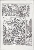 HVZA Page 2 Pencils by KurtBelcher1