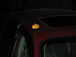 The Last Antenna Topper by Pumpkin-Crazy
