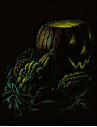 All Hallow's Eve by astomious