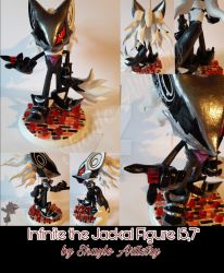 Infinite the Jackal figure by Shaylo-Artistry