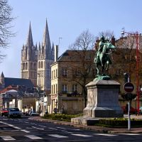 Caen - Normandy - France by UdoChristmann