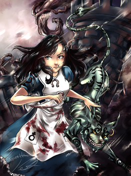 Mad with Alice by Nibari