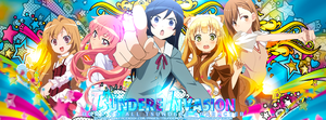 Tsundere Invasion Cover by tammypain