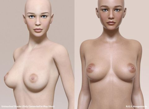 V4 morphs Converted to Genesis 3 Female(s) by AS-Dimension-Z