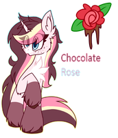 DTA Entry: Chocolate Rose by SpaazleDazzle