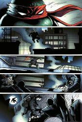 TMNT page 2 by JPRcolor