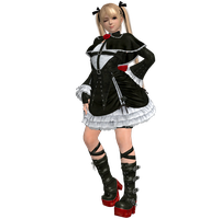 Dead or Alive - I'm a (Cute) Fighter - Marie Rose by CaliburWarrior