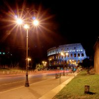 colosseum by herbstkind