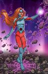 Jean Grey - X-Men Red by JamieFayX