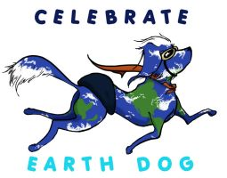 Earth Dog by angrystar