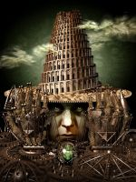 The Tower of Beetle by Almacan