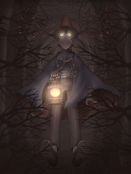 OTGW: Succumbed to the Beast by Cherryberrybonbon