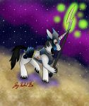 The Last Guardian Unicorn For Banner Challenge by littlewashu45