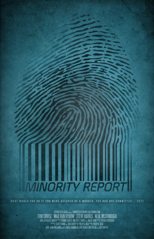 Minority Report [Poster] by PlushGiant