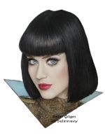 Katy Perry Drawing by Selinc