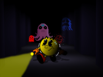 Berick Cook's Pac-Man by Mario123311