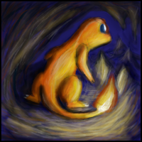 Charmander by alienorb