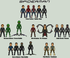 Raimi's Spider-Man by MicroManED