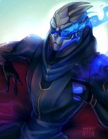 All around turian bad boy by nelmm