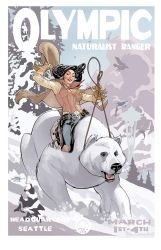 Olympic Print by TerryDodson