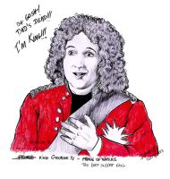 Horrible Histories - KING GEORGE IV IS FAT by Dianah3