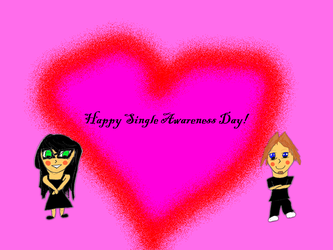 TC: Happy Single Awareness Day! by Zetachi