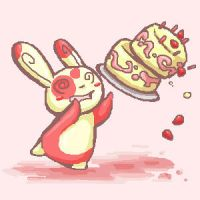 Spinda by teraphim