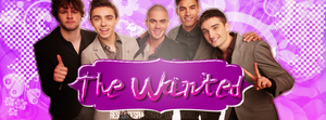 Portada 'The Wanted' by ResourcesPhotoshop1