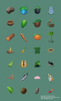 'Unveil' game items 27-4-2016 by Christian223