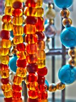 Beads In Sunlight by Harrisons-Forge