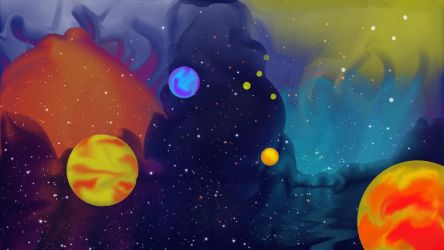 Starfield by KingNot