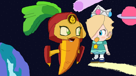 Two Space Babs by LordOfKrakens